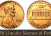 1976 Penny Lincoln Memorial