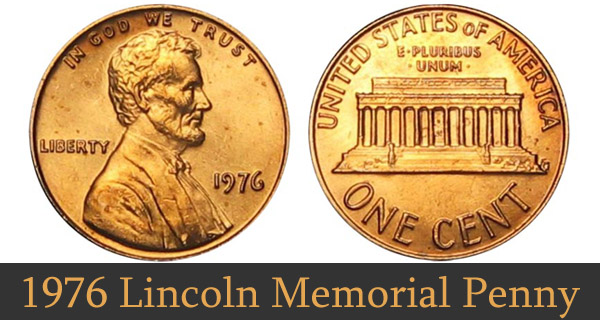 1976 Penny Lincoln Memorial