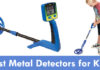Best Metal Detector for Kids