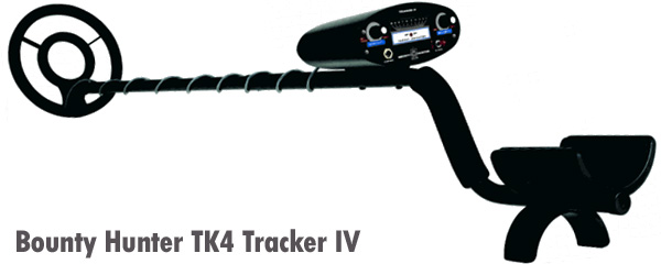 Bounty Hunter TK4 Tracker Review