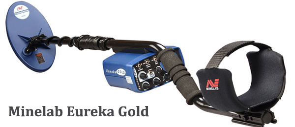Minelab Eureka Gold Metal Detector Review