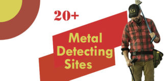 Best Places to Metal Detect Old Coins, Jewelry & Gold