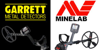 Minelab CTX 3030 vs. Garrett AT Pro