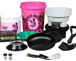 Gold Mining Pan Kit
