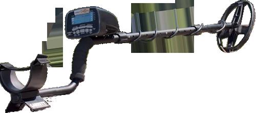 American Hawks Explorer II - Kids Metal Detector