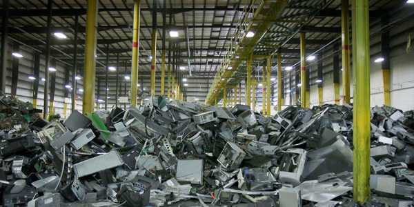 Dumpster Dive at Electronic Markets & Factories