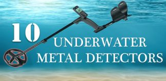 Cheapest Underwater Metal Detector 2019